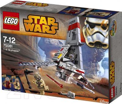 Конструктор Lego Star Wars Скайхоппер T-16 (75081) - упаковка
