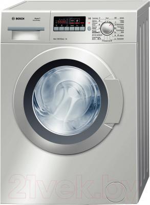 Стиральная машина Bosch WLG2026SOE - общий вид