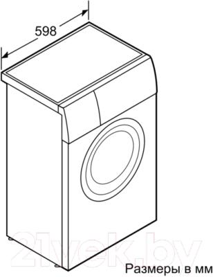 Стиральная машина Bosch WLG2026SOE
