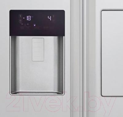 Холодильник с морозильником Beko GN162420X