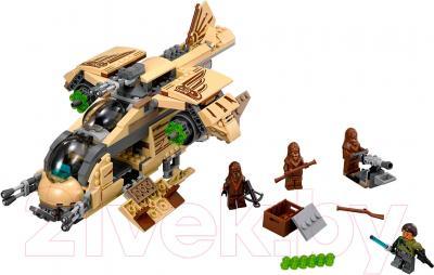 Конструктор Lego Star Wars Боевой корабль Вуки (75084) - общий вид