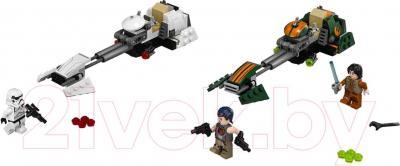 Конструктор Lego Star Wars Скоростной спидер Эзры (75090) - общий вид