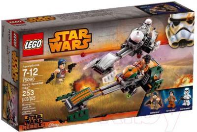 Конструктор Lego Star Wars Скоростной спидер Эзры (75090) - упаковка