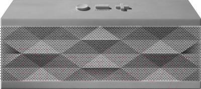 Портативная колонка Jawbone Jambox JBE01-EMEA4 (серый) - общий вид