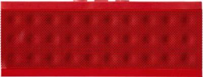 Портативная колонка Jawbone Jambox JBE02-EMEA4 (красный) - вид спереди