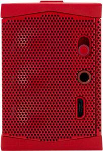 Портативная колонка Jawbone Jambox JBE02-EMEA4 (красный) - разъемы