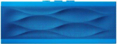 Портативная колонка Jawbone Jambox JBE06-EMEA4 (Blue) - вид спереди