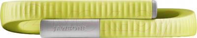 Фитнес-трекер Jawbone Up24 (L, лимонный) - вид сзади