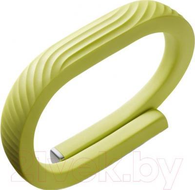 Фитнес-трекер Jawbone Up24 (L, лимонный) - общий вид