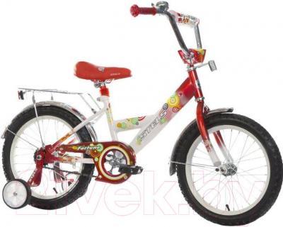 Детский велосипед Stels Fortune 16 (Red) - общий вид