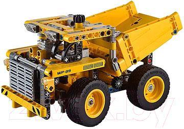 Конструктор Lego Technic Карьерный грузовик (42035) - общий вид