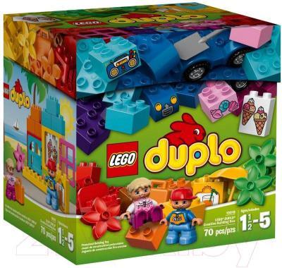Конструктор Lego Duplo Весёлые каникулы (10618) - упаковка