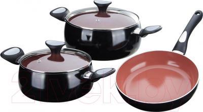 Набор кухонной посуды Granchio 88129 - общий вид