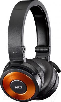Наушники AKG K619 (Orange) - общий вид