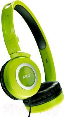 Наушники AKG K430 (зеленый) - общий вид