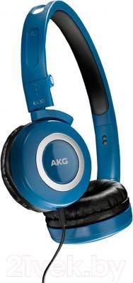 Наушники AKG K430 (темно-синий) - общий вид