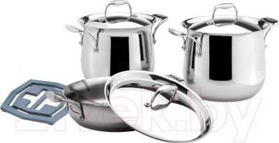 Набор кухонной посуды Vinzer 89027 - общий вид