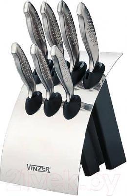 Набор ножей Vinzer 89117 - общий вид
