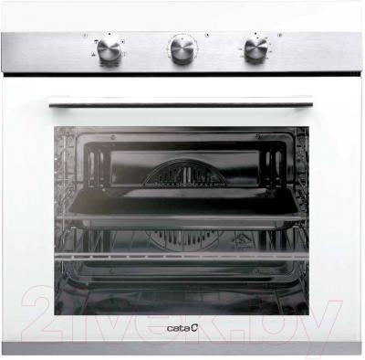Электрический духовой шкаф Cata CM 760 AS WH - общий вид