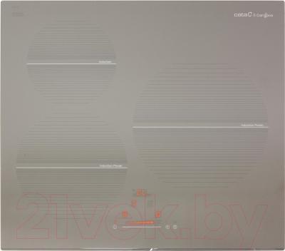 Индукционная варочная панель Cata ISB 603 SD - общий вид