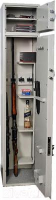 Оружейный сейф Valberg ШХО-1480Э/2 - открытый
