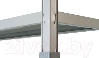 Стеллаж металлический Практик ES 160KD - подпятник