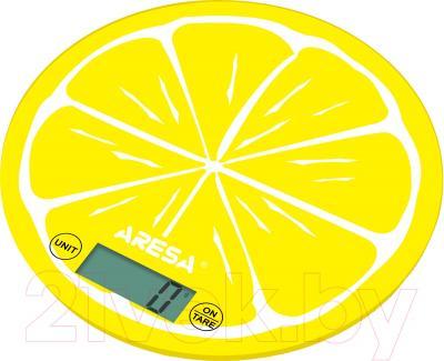 Кухонные весы Aresa SK-412 - общий вид