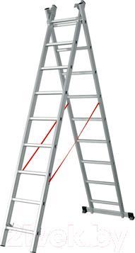 Лестница-стремянка Startul ST9710-08 - общий вид