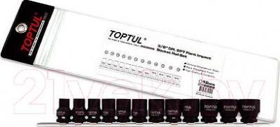 Набор оснастки Toptul GDAG1201 - общий вид