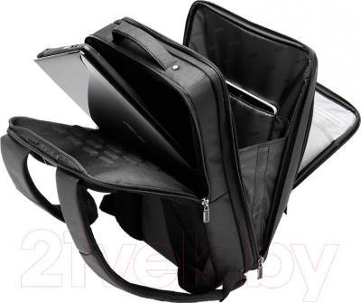 Рюкзак для ноутбука Dicota 30033 - в открытом виде