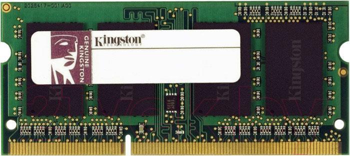 Оперативная память DDR3L Kingston