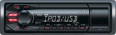 Бездисковая автомагнитола Sony DSX-A40UI - общий вид