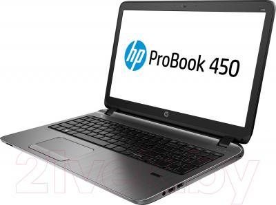 Ноутбук HP ProBook 450 G2 (J4S46EA) - вполоборота