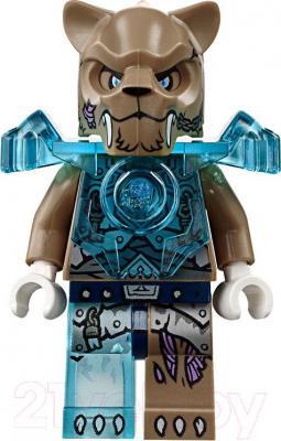 Конструктор Lego Chima Саблецикл Стрейнора (70220) - общий вид
