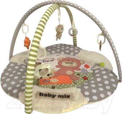 Развивающий коврик Baby Mix ТК/3348C (Мишутка) - общий вид