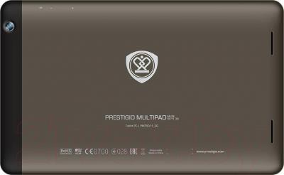 Планшет Prestigio MultiPad Muze 5011 8GB 3G (PMT5011_3G_CIS) - вид сзади