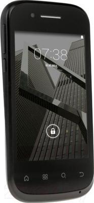 """Смартфон DEXP Ixion ES 3.5"""" (черный) - общий вид"""