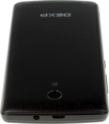 """Смартфон DEXP Ixion ML 4.7"""" (черный) - вид сверху"""
