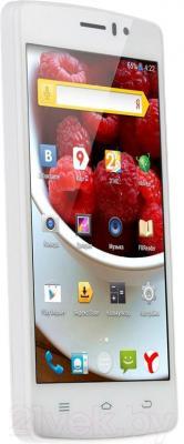 """Смартфон DEXP Ixion ML 4.7"""" (белый) - общий вид"""