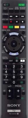 Телевизор Sony KDL-60W855B - пульт