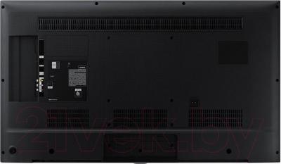Телевизор Samsung LH48RMDELGW/RU - вид сзади