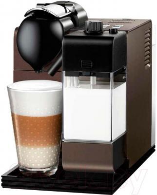 Капсульная кофеварка DeLonghi Lattissima+ EN 520.DB - общий вид