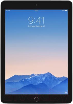 Планшет Apple iPad Air 2 16Gb 4G / MGGX2RU/A (серый) - общий вид
