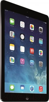 Планшет Apple iPad Air 2 16Gb 4G / MGGX2RU/A (серый) - вполоборота