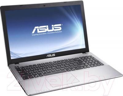 Ноутбук Asus X550CC-XO340H - вполоборота