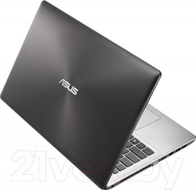 Ноутбук Asus X550CC-XO340H - вид сзади