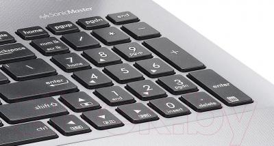 Ноутбук Asus X550CC-XO340H - клавиатура