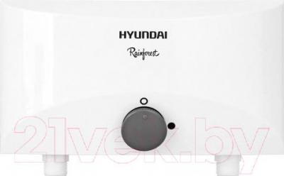 Проточныйводонагреватель Hyundai H-IWR1-5P-UI060/S - общий вид