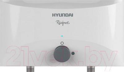 Проточныйводонагреватель Hyundai H-IWR1-6P-UI063/S - общий вид