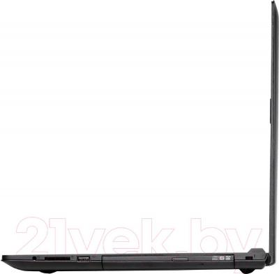 Ноутбук Lenovo G5045 (80E300RJRK) - вид сбоку